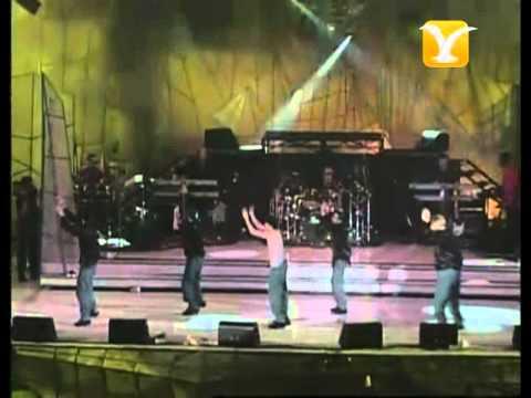 Backstreet Boys, We´ve Got It Going On, Festival de Viña 1998