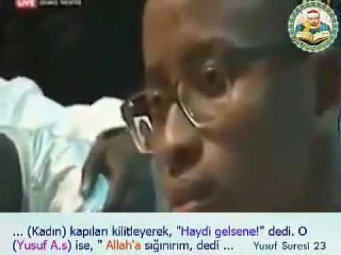 Abdussamed (r.a ) yusuf suresi
