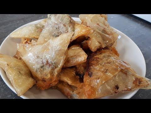 Dodo Snacks: Frittierte Teigtaschen (Fingerfood Rezept zum nachkochen) Mori kocht