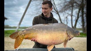 Никто не ожидал такого Семен поймал свой BIG FISH Рыбалка на карпа весной Карпфишинг