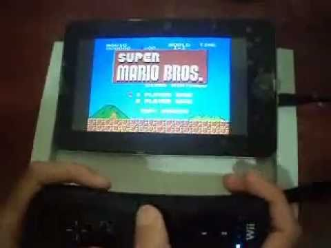 playing-nes-games-on-the-dropad-a8-using-wiimote---infinity-reviews