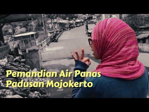 Wisata Pemandian Air Panas Padusan Mojokerto Jawa Timur