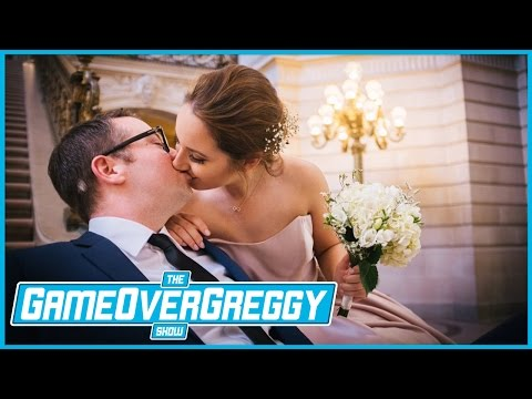 Greg Miller Got Married - The GameOverGreggy Show Ep. 179 (P