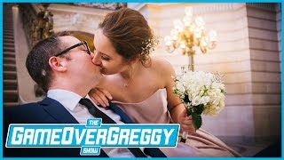 Greg Miller Got Married - The GameOverGreggy Show Ep. 179 (Pt. 1)