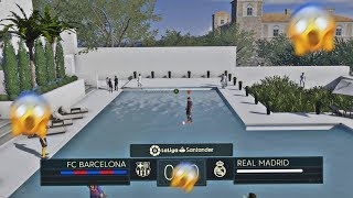 PLAYING FIFA 19 IN A HOUSE? (PC MOD)