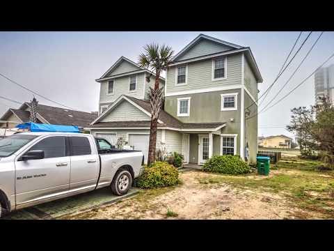 Beach Drive 3-Story Home - Panama City Beach Real Estate For Sale