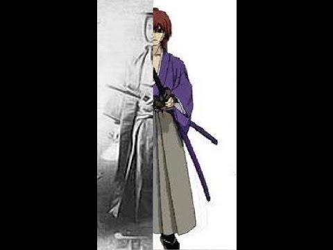 Kawakami Gensai:O Hitokiri Battousai! Himura Kenshin da ...