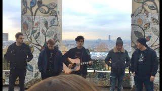 Showcase : VSO x Maxenss x Alex Aiono, PARIS Parc de Belleville, 15 / 11 / 17