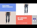 By Armani Jeans Featured Men's Fashion