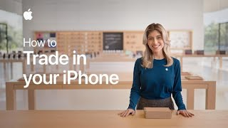 Learn how to trąde in your iPhone | Apple Support
