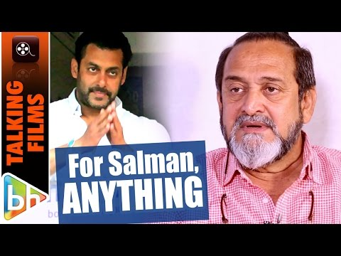 For Salman Khan ANYTHING- If He Calls At Night & Say Do A Film, I'll Do It | Mahesh Manjrekar