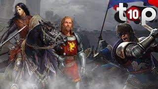 TOP 10 des meilleurs jeux sur le Moyen-Âge