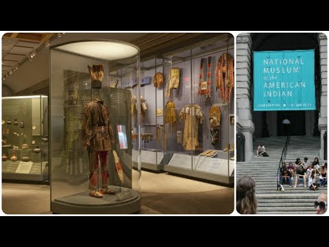 The National Museum Of The American Indian New York City 2017