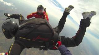 Ravi AFF Level one with Infinite Skydiving