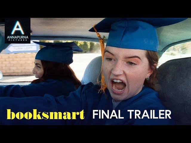 BOOKSMART - Final Trailer