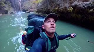 The Full Hike Through The Zion Narrows
