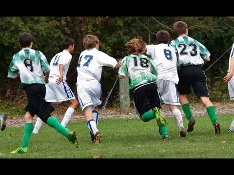 Pascack Valley High School Freshmen Soccer - V - Northern Valley High School - Demarest 10.8.13