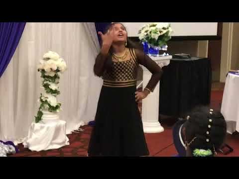 Bollywood/Kathak fusion dance on Deewani Mastani from Bajiro Mastani