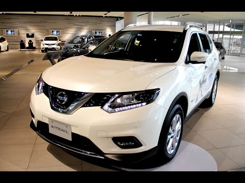 2015 nissan x trail hybrid youtube. Black Bedroom Furniture Sets. Home Design Ideas