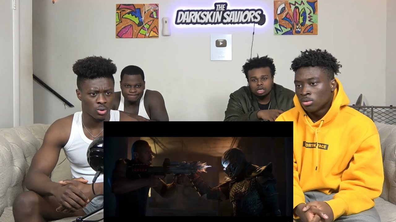 IS THIS THE MOVIE OF THE YEAR?! Mortal Kombat 2021 (Official Trailer) REACTION !