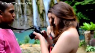 Behind the scene photo shoot for Cruising Magazine in Tanay, Rizal