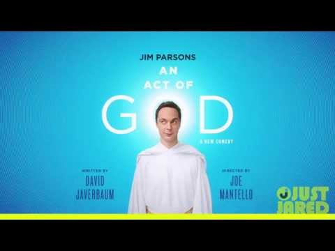 """Jim Parsons in """"An Act of God"""" - Exclusive TV Spot!"""