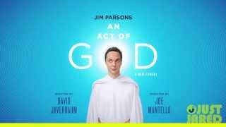 "Jim Parsons in ""An Act of God"" - Exclusive TV Spot!"