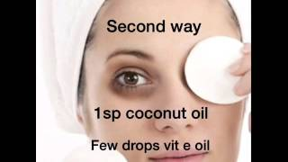 Beauty magic of home made dark eye circle creams