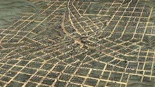 Atlanta History and Cartograph (1871)