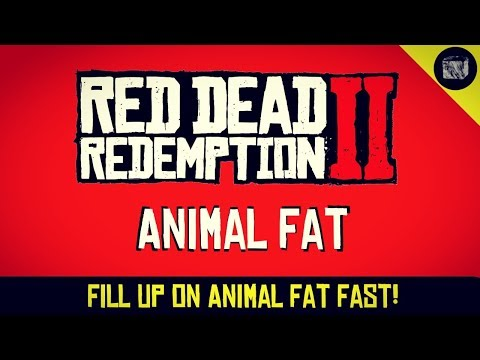 Red Dead Redemption 2 Online - Animal Fat thumbnail