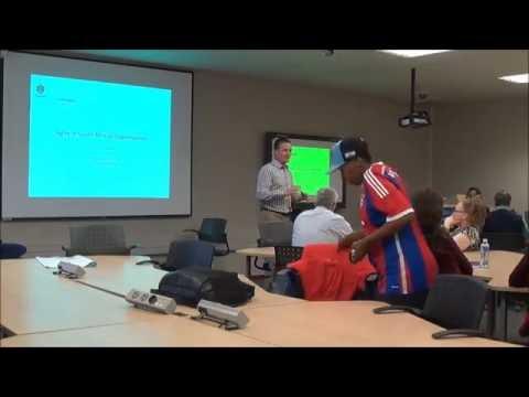 University of Pretoria Guest Lecture: Agile in SA Organisations