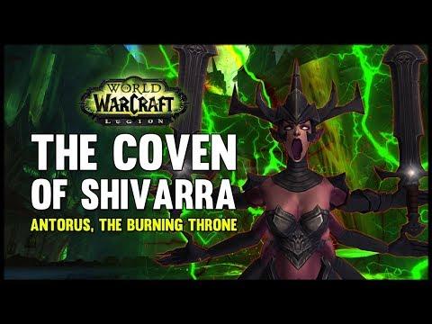 Coven of Shivarra - Antorus, the Burning Throne - 7.3 PTR - FATBOSS