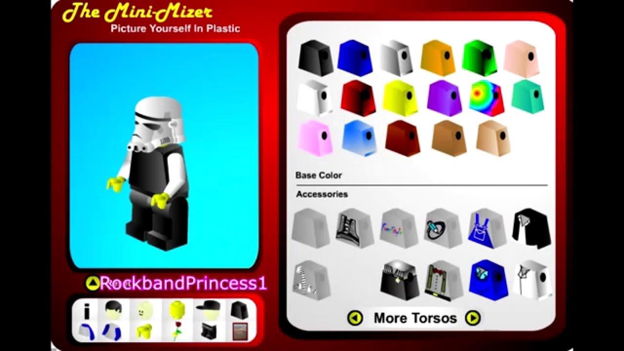 Lego Online Spiele