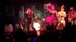 the JaneDear girls - Halloween Thriller Dance & Merry Go Round 2011