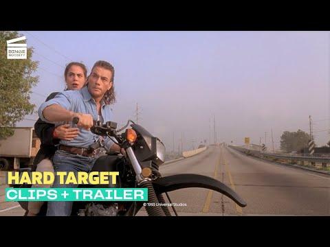Hard Target: Clips + Trailer
