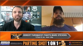 "Titan FC 44's Robert Turnquest ""I'm using Marc Stevens as a stepping stone"""