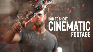 How To Shoot Cinematic Footage Handheld