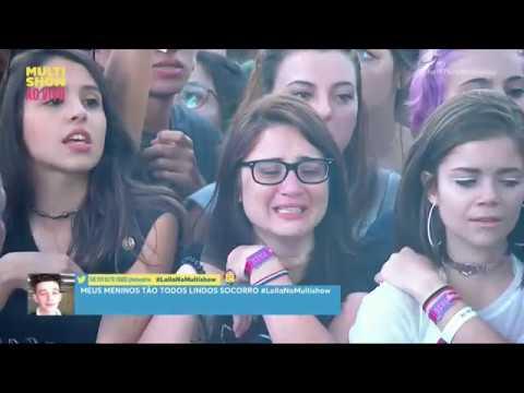 If I Believe You - The 1975 - Lollapalooza 2017
