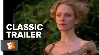 Vatel (2000) Official Trailer - Uma Thurman, Gerard Depardieu Movie HD