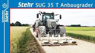 Stehr Wegepflegesystem SUG 35 T für Forst- und Schotterstrassen