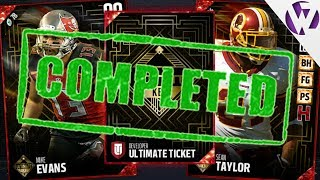 MADDEN 17 CAMPAIGN TRAIL OBJECTIVES COMPLETED!! EASIEST WAY TO FINISH THEM + WHICH DEVELOPER UT??