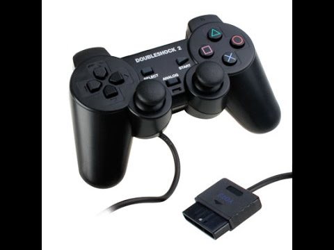 PS2 Controller to USB Controller Without Adapter - YouTube
