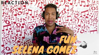 Fun | selena gomez| rare album reaction