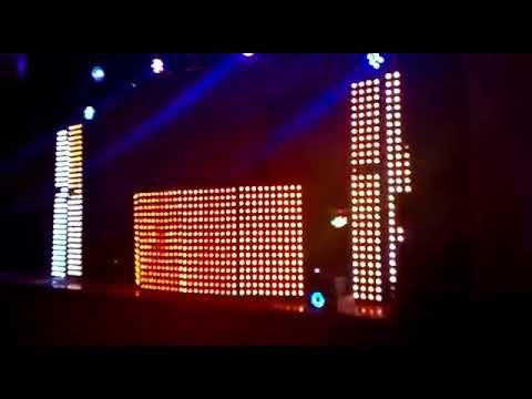 Show Xv años de  Luz y Sonido Lyon's San Cristobal