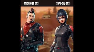 Fortnite|| Shadow ops Skin || Fluid Clan|| 180+ Wins|| Road To 400 Sub.