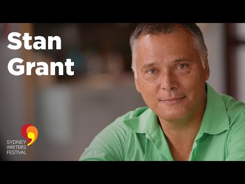 Sydney Writers' Festival – Stan Grant: Talking to My Country