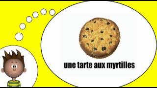 французский словарь = еда