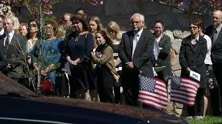Funeral of Specialist Nicholas DiMona III of Medford Lakes