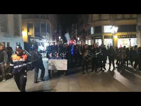 Enterro da Sardiña en Ourense