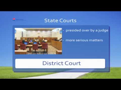 Law Firm Sydney - Lawyer Explains The NSW Court System